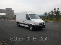 安通牌CHG5050XXYBEV型纯电动厢式运输车