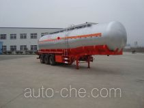 Antong CHG9403GRY flammable liquid tank trailer