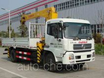Changlin CHL5160JSQD4 truck mounted loader crane