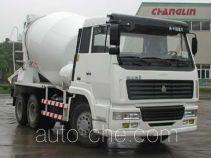 Changlin CHL5250GJBST concrete mixer truck