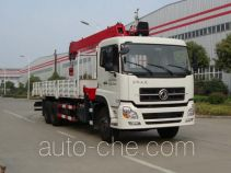 Changlin CHL5250JSQD4 truck mounted loader crane