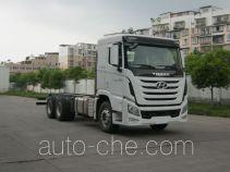 Kangendi CHM1250KPQ56V truck chassis