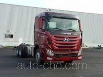 Kangendi CHM1250KPQ61V truck chassis