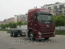 Kangendi CHM1250KPQ70V truck chassis