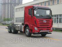 Kangendi CHM3250KPQ52M dump truck chassis