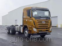 Kangendi CHM3250KPQ58V dump truck chassis
