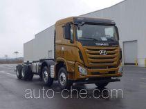 Kangendi CHM3310KPQ72M dump truck chassis