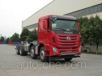 Kangendi CHM3311KPQ64M dump truck chassis