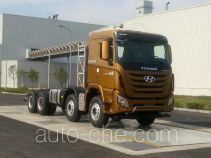 Kangendi CHM3312KPQ64M dump truck chassis