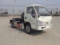 Zhaoxin CHQ5040ZXX detachable body garbage truck