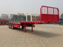 Zhaoxin CHQ9401TPB flatbed trailer