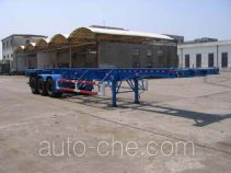 Zhaoxin CHQ9403TJZG container carrier vehicle