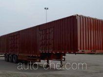 Zhaoxin CHQ9403XXY box body van trailer