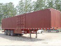 Zhaoxin CHQ9404XXY box body van trailer