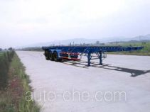 Zhaoxin CHQ9405TJZG container transport trailer