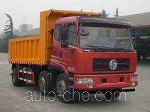 川交牌CJ3250D4TB型自卸汽车