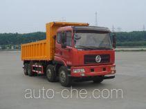 川交牌CJ3310D4RD型自卸汽车