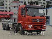 Chuanjiao CJ3310D5FA dump truck chassis