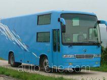 三湘牌CK5121XXY型厢式运输车