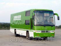 三湘牌CK5123XXYB型厢式运输车