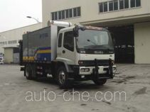 Lusheng CK5160TYHB microwave pavement maintenance truck