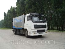 Lusheng CK5164TYHB microwave pavement maintenance truck