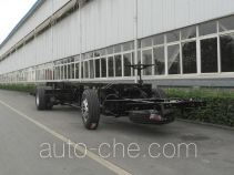 恒通客车牌CKZ6109CHBEVB型纯电动客车底盘