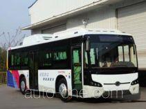恒通客车牌CKZ6116HNHEVB5型插电式混合动力城市客车