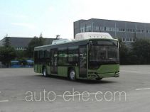 恒通客车牌CKZ6116HNHEVF5型插电式混合动力城市客车