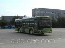 恒通客车牌CKZ6116HNHEVG5型插电式混合动力城市客车