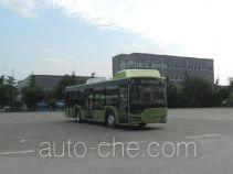 恒通客车牌CKZ6116HNHEVC5型插电式混合动力城市客车