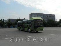 恒通客车牌CKZ6116HNHEVT5型插电式混合动力城市客车