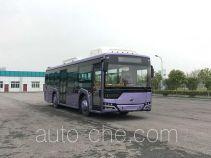 恒通客车牌CKZ6116HNHEVY5型插电式混合动力城市客车
