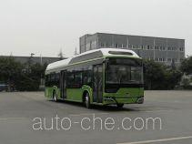 恒通客车牌CKZ6126HNHEVB5型插电式混合动力城市客车