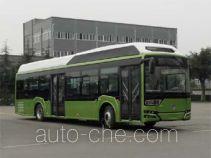 恒通客车牌CKZ6126HNHEVJ5型插电式混合动力城市客车