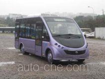 恒通客车牌CKZ6680N5型城市客车