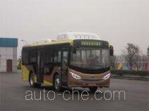 恒通客车牌CKZ6851HNHEV5型插电式混合动力城市客车