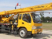 Liugong  QY8 CLG5111JQZ8 автокран