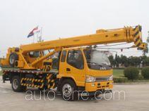 Liugong  QY8 CLG5120JQZ8 автокран