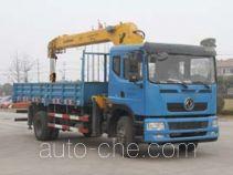 Liugong CLG5160JSQDF грузовик с краном-манипулятором (КМУ)