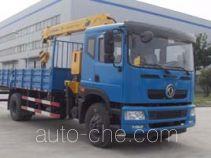 Liugong CLG5161JSQDF грузовик с краном-манипулятором (КМУ)