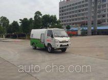 Chufei CLQ5030GQX5HFC street sprinkler truck