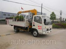 Chufei CLQ5040JSQ4 truck mounted loader crane