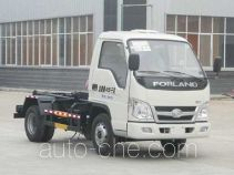 Chufei CLQ5040ZXX4BJ detachable body garbage truck