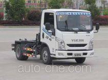 Chufei CLQ5041ZXX4NJ detachable body garbage truck