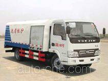 Chufei CLQ5060GQX4NJ highway guardrail cleaner truck