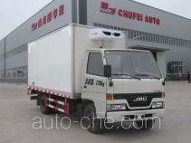 Chufei CLQ5060XLC4JX refrigerated truck
