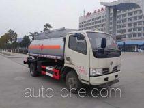 Chufei CLQ5070GRY5E автоцистерна для легковоспламеняющихся жидкостей
