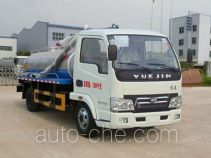 Chufei CLQ5070GXE4NJ suction truck