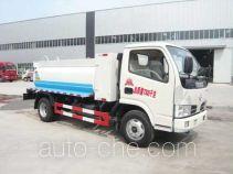 Chufei CLQ5070GYS4 live fish transport tank truck